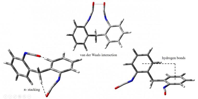 Industrial Application of Molecular Computation on Dimerization of Methylene Diphenyl Diisocyanate